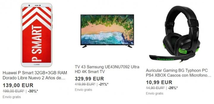 Imagen - TechWeekend de eBay por el Año Nuevo Chino: ofertas en tecnología hasta el 30 de enero
