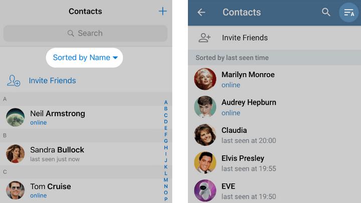 Imagen - Telegram ya permite restringir el uso de GIFs y stickers en los grupos