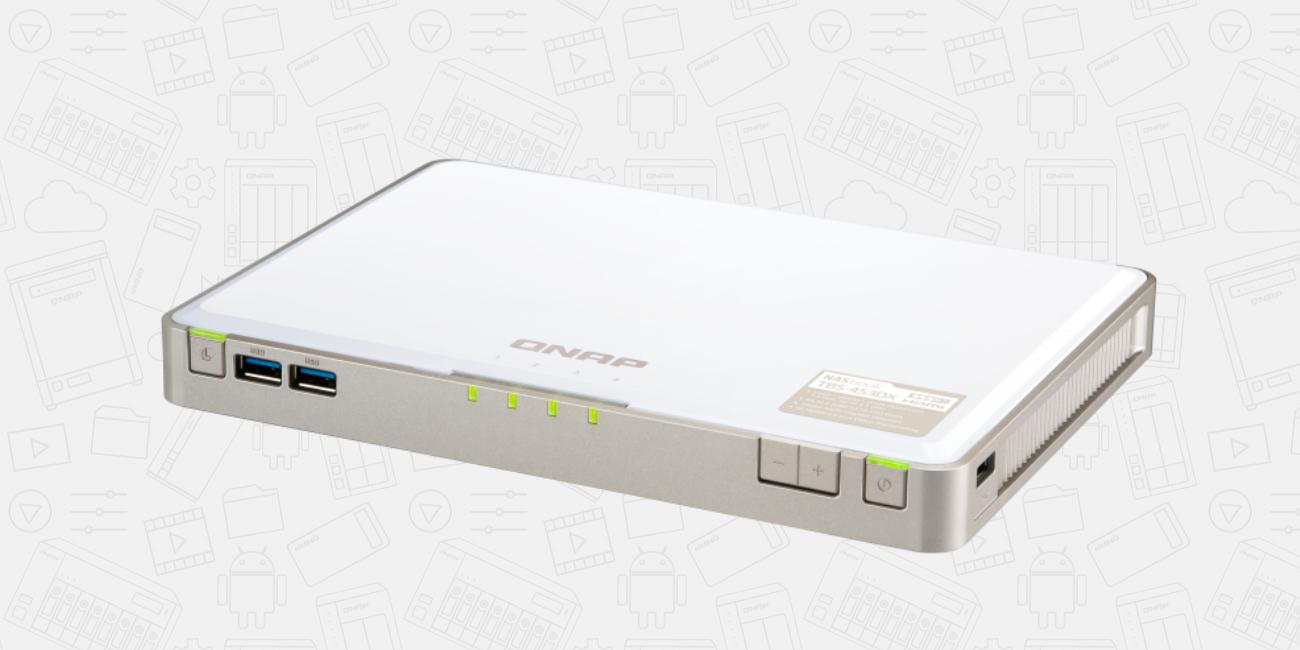 QNAP TBS-453DX, un NASbook ligero que acelera el acceso a tus archivos en la nube