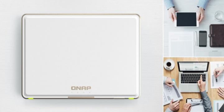 Imagen - QNAP TBS-453DX, un NASbook ligero que acelera el acceso a tus archivos en la nube