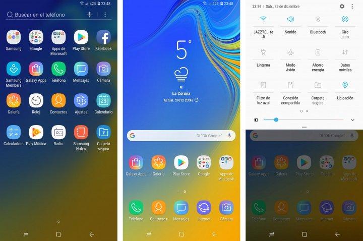 Imagen - Review: Samsung Galaxy A9, cámara cuádruple que marca la diferencia