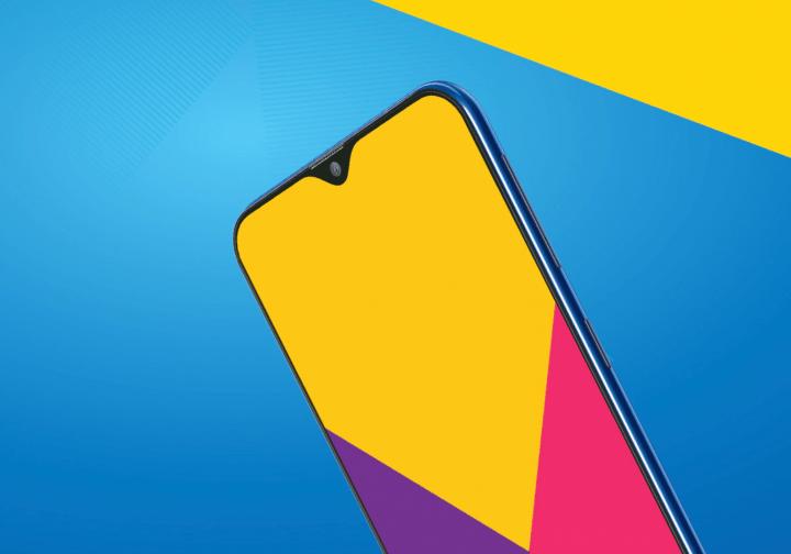 Imagen - Samsung Galaxy M, primeras imágenes de la gama media con mini notch y cámara dual
