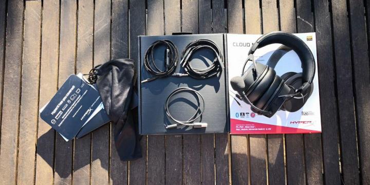 Imagen - Review: HyperX Cloud Mix, la unión entre sonido y diseño hace la excelencia