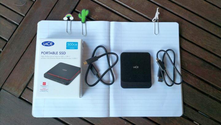 Imagen - Review: LaCie Portable SSD, un disco SSD portátil y de confianza