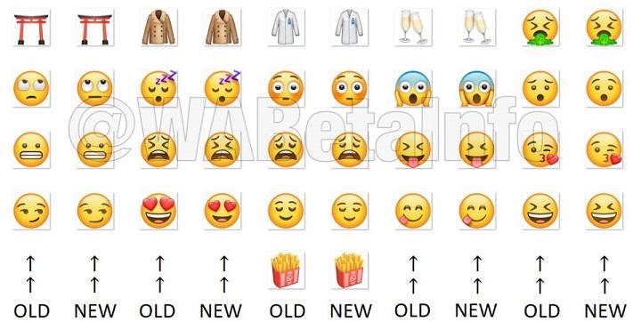 Imagen - WhatsApp beta para Android trae un ligero rediseño de los emojis