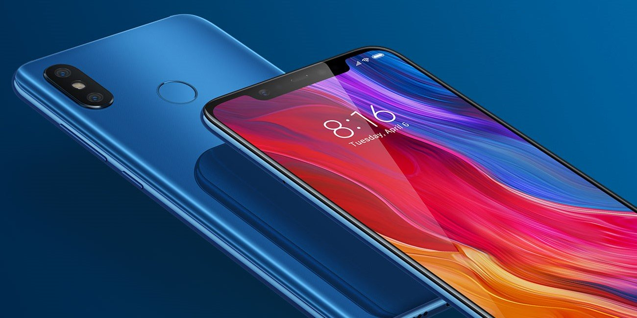 Oferta: Xiaomi Mi 8 por solo 316 euros en Amazon