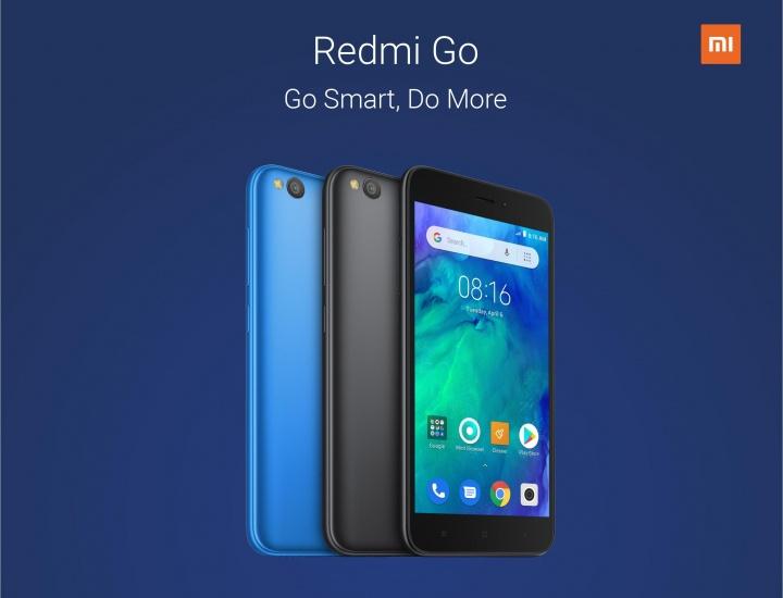 Imagen - Redmi Go es oficial, un smartphone básico con batería de 3.000 mAh y Android Go