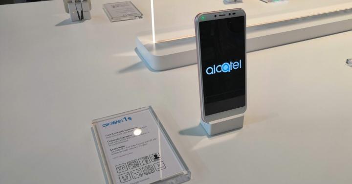 Imagen - Alcatel 3, 3L y 1S, pantallas Full View en una gama de móviles asequibles