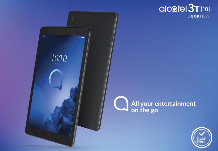 Imagen - Alcatel 3T 10, la tablet multimedia con Google Assistant que controla el hogar inteligente