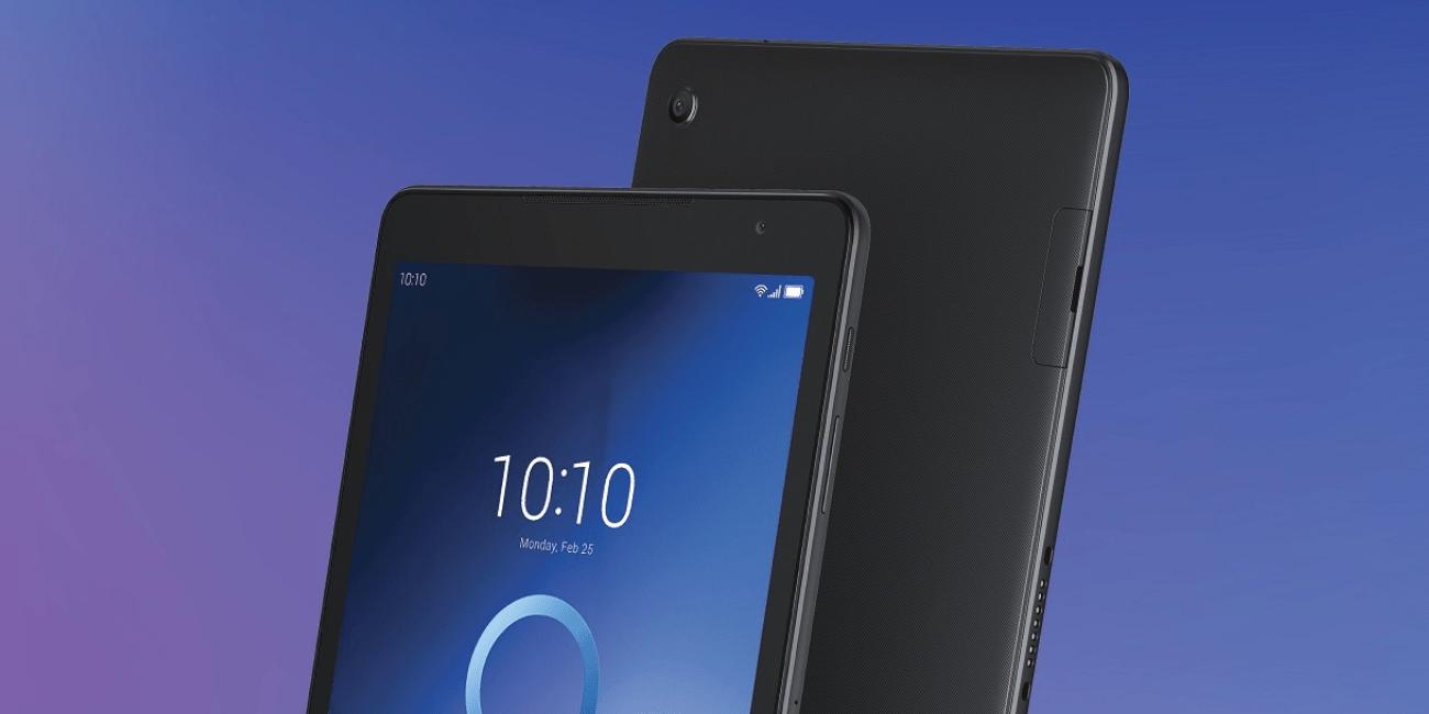 Alcatel 3T 10, la tablet multimedia con Google Assistant que controla el hogar inteligente