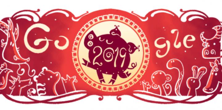 Imagen - Google celebra con un Doodle el Año Nuevo chino