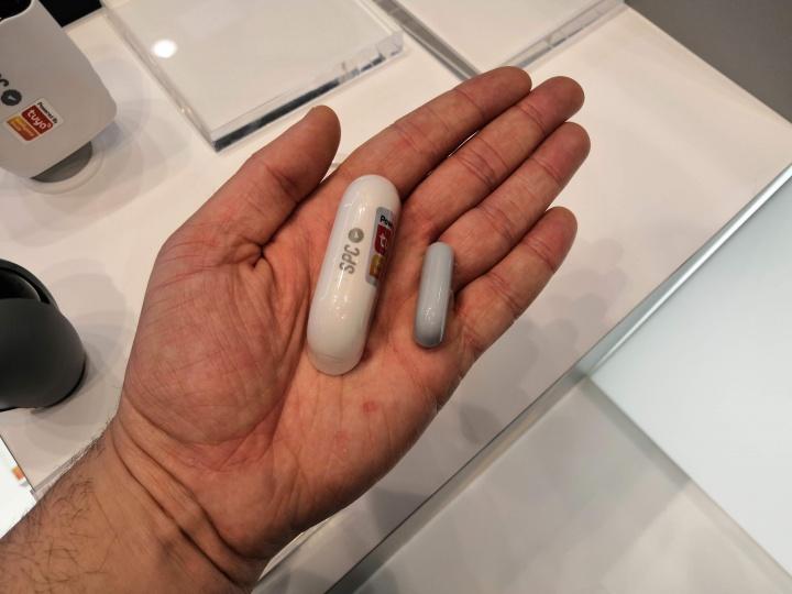 Imagen - SPC Starter Kit: sensor de movimiento, apertura de puertas y alarma para la smart home