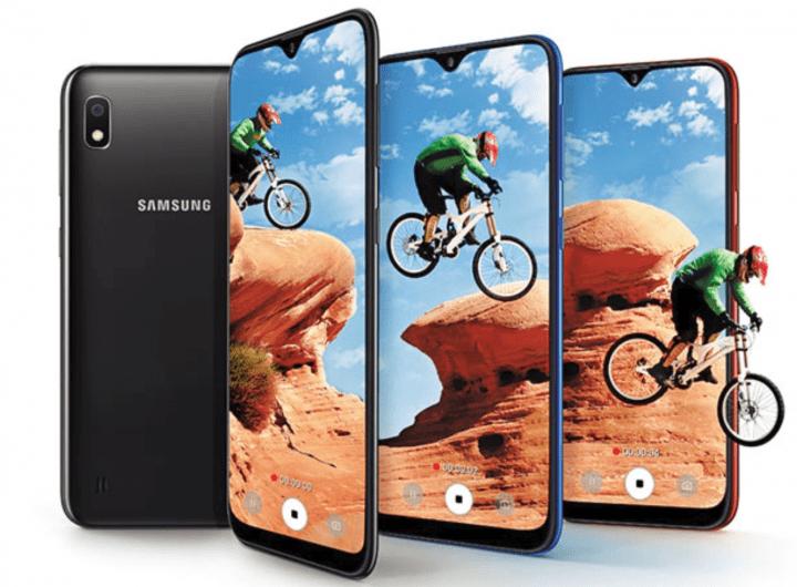 Imagen - Samsung Galaxy A10, el nuevo gama de entrada con 2 GB de RAM y Android Pie