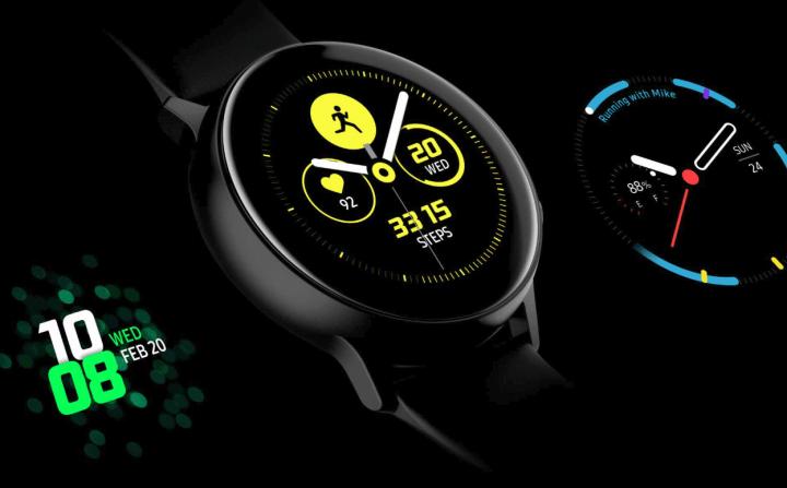 Imagen - Galaxy Watch Active: esfera de 40 mm, resistencia al agua y batería para 2 días