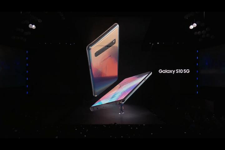 Imagen - Samsung Galaxy S10 5G: pantalla de 6,7 pulgadas, 6 cámaras y conectividad 5G
