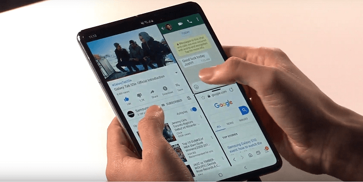 Imagen - Resumen semana 16 de 2019: fallo de seguridad en Instagram y problemas con el Galaxy Fold