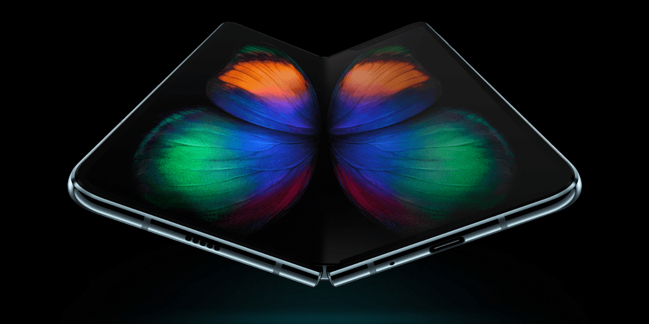 Galaxy Fold, el smartphone plegable de Samsung es oficial