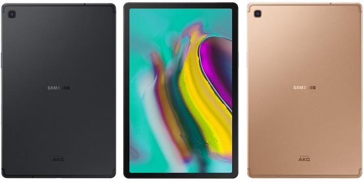 Imagen - Samsung Galaxy Tab S5e es oficial: la tablet ultradelgada que compite con el iPad Pro