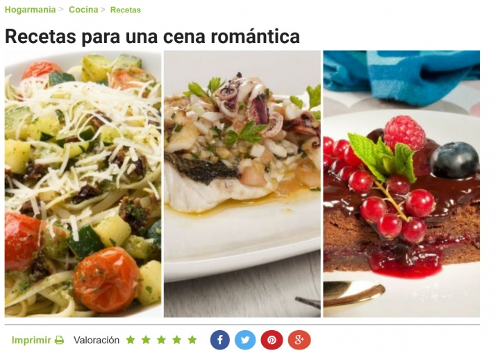 Imagen - 7 webs donde encontrar ideas para San Valentín