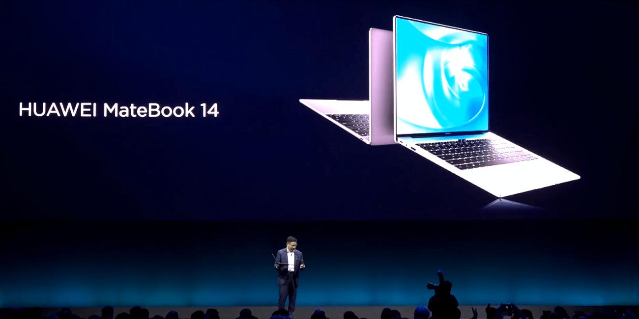 Huawei MateBook 14, el nuevo portátil con pantalla Touchscreen y batería de larga duración