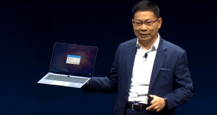 Imagen - Huawei MateBook 14, el nuevo portátil con pantalla Touchscreen y batería de larga duración