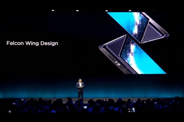 Imagen - Huawei Mate X, el nuevo buque insignia plegable y con 5G