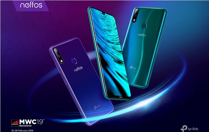 Imagen - Neffos X20 y X20 Pro, los smartphones con mini notch y 4.100 mAh de batería de TP-Link