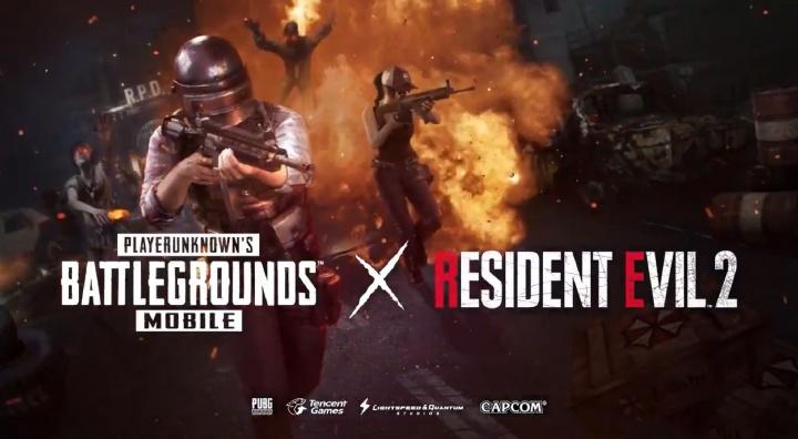 Imagen - PUBG Mobile tendrá un modo zombie basado en Resident Evil 2