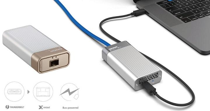 Imagen - Cómo conectarse a una red 10GbE desde un ordenador con Thunderbolt 3