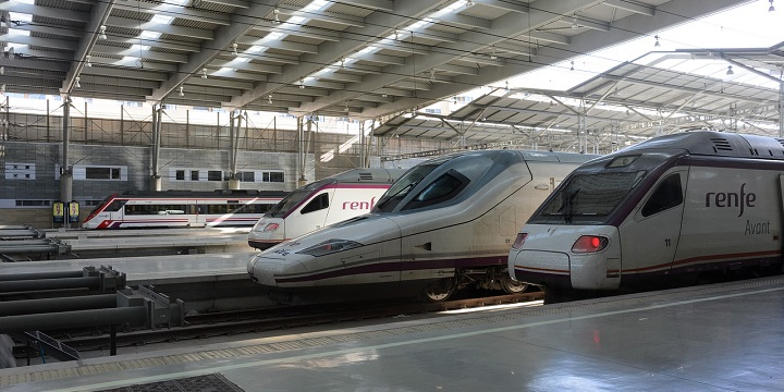 Imagen - El WiFi gratis llega al AVE Madrid - Barcelona