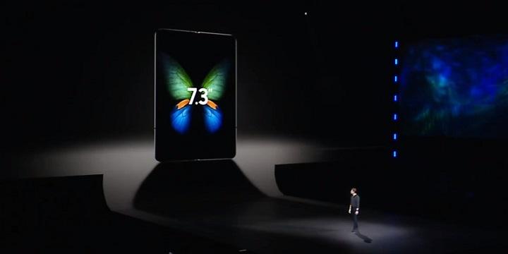 Imagen - Galaxy Fold, el smartphone plegable de Samsung es oficial