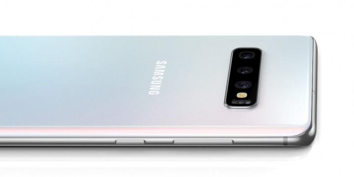 Imagen - Galaxy S10 es oficial: sensor de huellas en pantalla y cámara selfie incrustada
