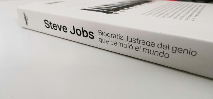 Imagen - Nueva Biografía ilustrada de Steve Jobs: el genio que cambió el mundo