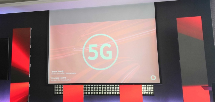 Imagen - Vodafone despliega el 5G en varias ciudades españolas