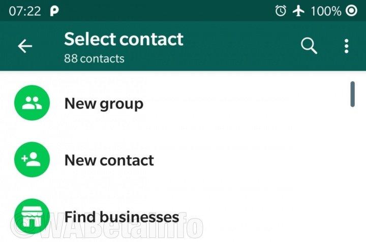 Imagen - WhatsApp beta para Android añade nuevos iconos y subtítulos en español al menú ajustes