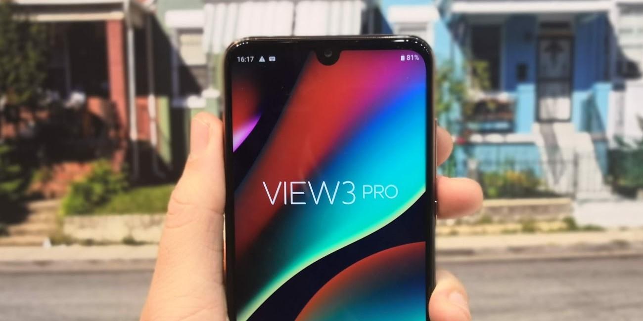 Wiko View 3 y Wiko View 3 Pro: triple cámara, pantalla sin bordes y 2 días de batería