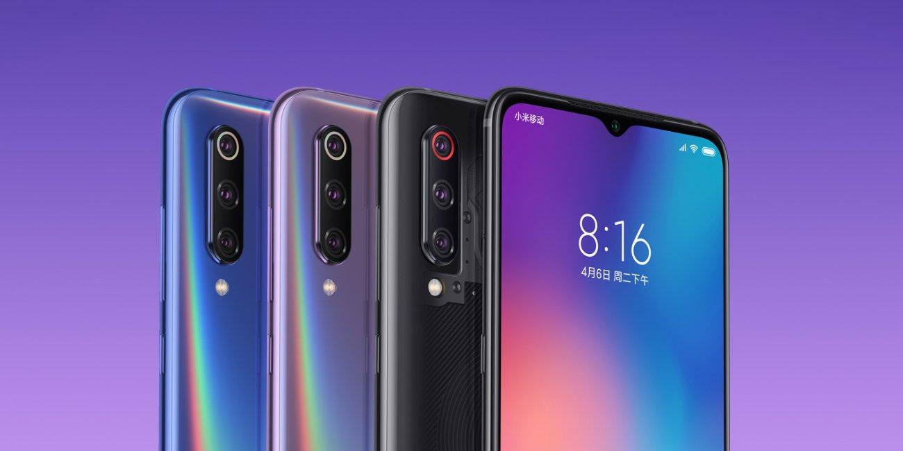 Xiaomi Mi 9 es oficial: triple cámara, lector de huellas en pantalla y mini notch