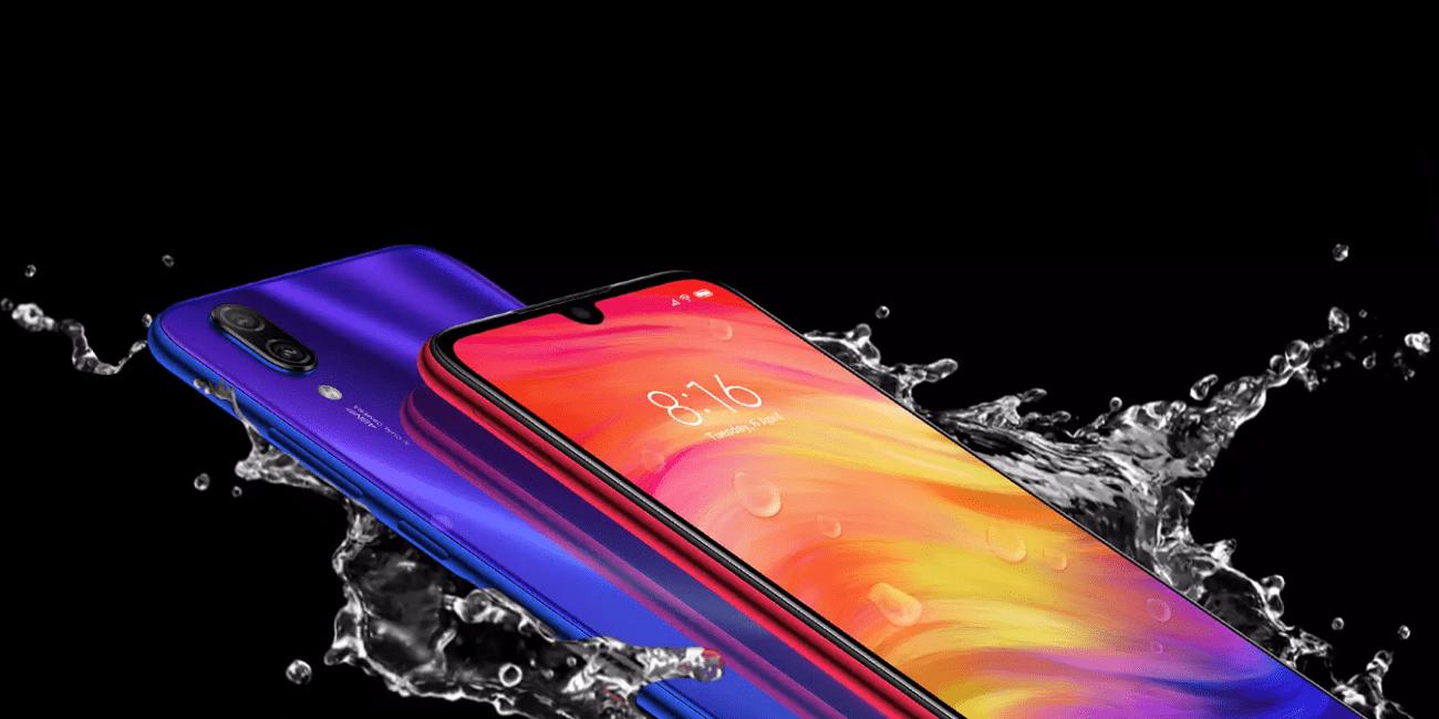 Xiaomi Redmi Note 7 Pro es oficial, conoce todos los detalles