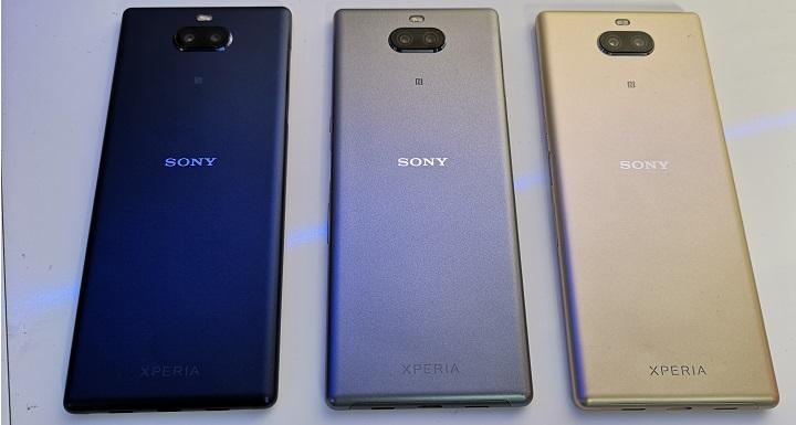 Imagen - Sony Xperia 10 y Xperia 10 Plus son oficiales, conoce todos los detalles