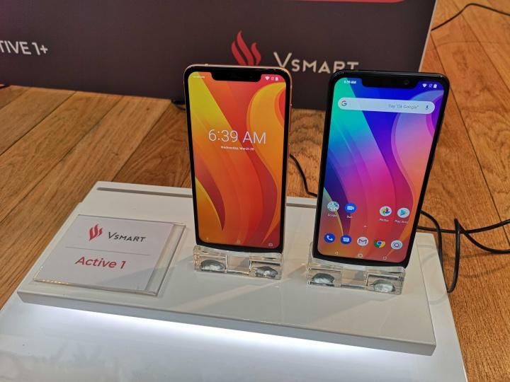 Imagen - Active 1+ y Joy 1+, los primeros smartphones de Vsmart en España