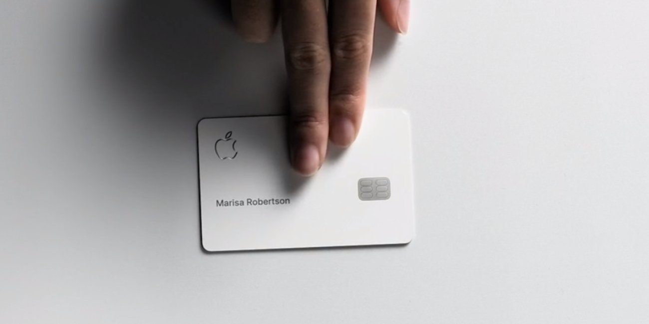 Apple Card, la tarjeta de crédito de Apple es oficial