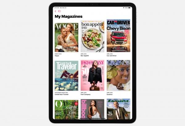Imagen - Apple News+, la suscripción con periódicos y revistas en formato digital