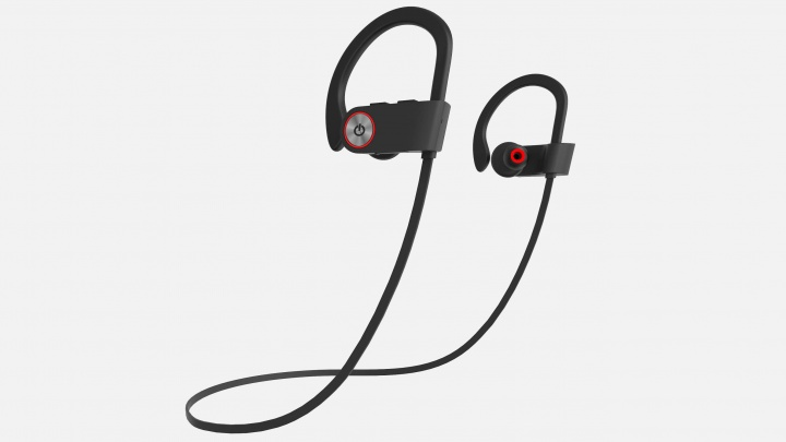 Imagen - Oferta: Bagotte U8I, los auriculares deportivos resistentes al agua por 9,49 euros