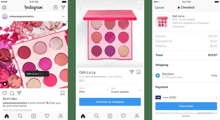 Imagen - Checkout de Instagram, la nueva opción para comprar sin salir de la app
