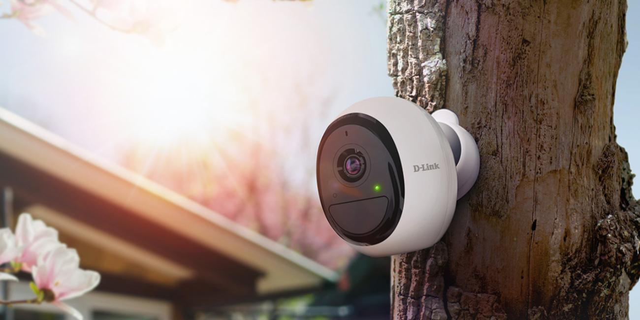 Cómo instalar cámaras WiFi de videovigilancia en el exterior sin cables