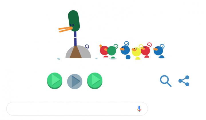 Imagen - Google lanza un Doodle interactivo por el Día del Padre 2019