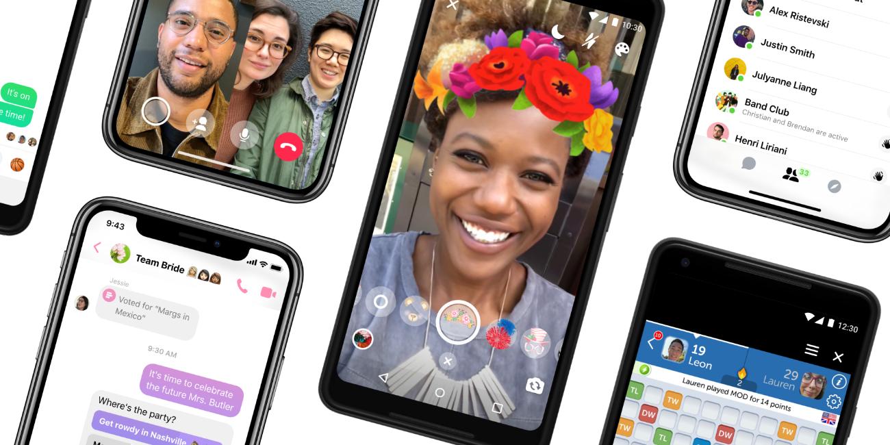 Facebook Messenger ya permite hacer citas respondiendo a mensajes anteriores