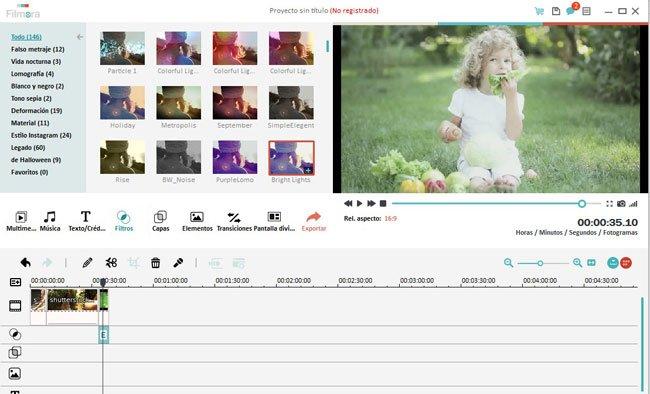 Imagen - Filmora Video Editor, un programa potente e intuitivo para editar vídeos con facilidad