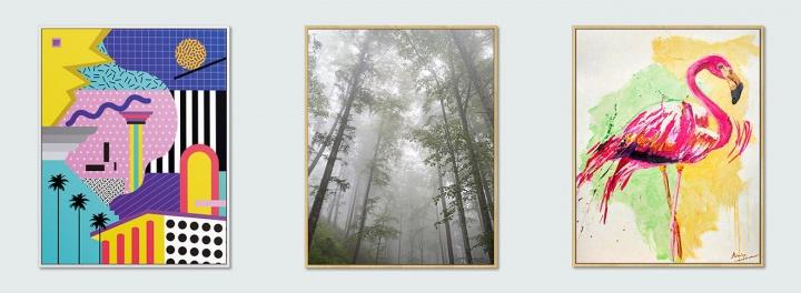 Imagen - Frame Speakers, los altavoces con diseño de cuadro de Energy Sistem