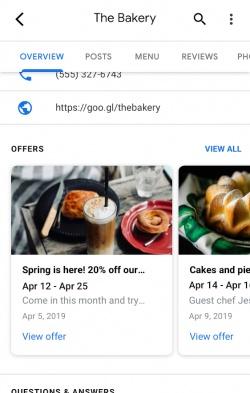 Imagen - Google Maps mostrará ofertas en locales